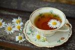 Przyjemność przy herbacie